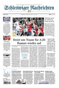Schleswiger Nachrichten - 13. Mai 2019