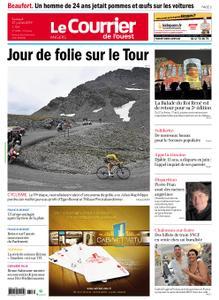 Le Courrier de l'Ouest Angers – 27 juillet 2019