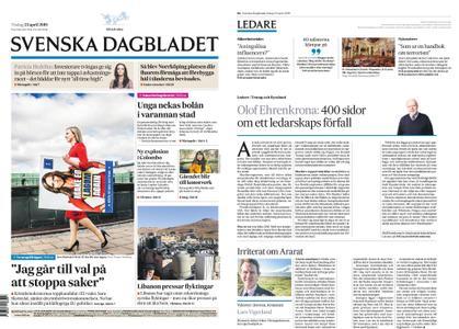 Svenska Dagbladet – 23 april 2019