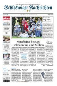 Schleswiger Nachrichten - 30. Januar 2018