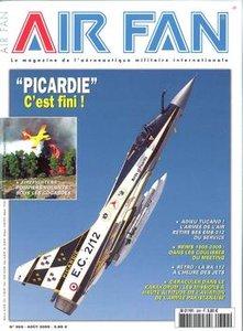 Air Fan №369 Aout 2009