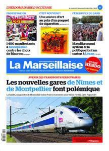 La Marseillaise du Languedoc - 29 juin 2018