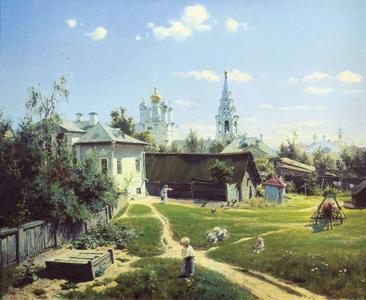 The Art of Vasily Polenov