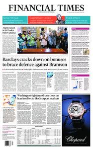 Financial Times UK – April 23, 2019