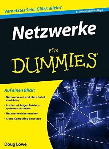 Netzwerke für Dummies, Auflage: 8