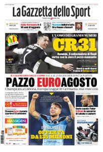 La Gazzetta dello Sport Sicilia – 16 giugno 2020