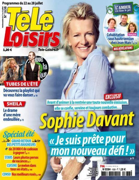 Télé Loisirs - 22 au 28 Juillet 2017