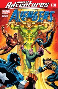 Marvel Adventures The Avengers 005 2006 Digital Shadowcat