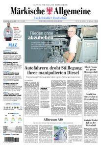 Märkische Allgemeine Luckenwalder Rundschau - 17. Mai 2018