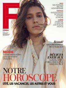 Femina France - 1er Juillet 2018