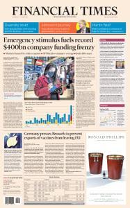 Financial Times USA - January 27, 2021