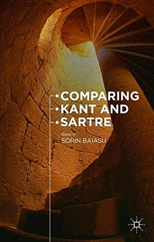 Comparing Kant and Sartre (repost)