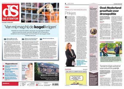 De Stentor - Apeldoorn – 11 oktober 2017