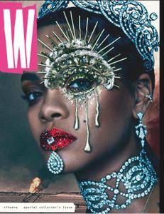W Magazine - September 2016
