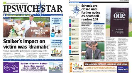 Ipswich Star – March 19, 2020
