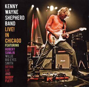 Kenny Wayne Shepherd Band - Live! In Chicago (2010)