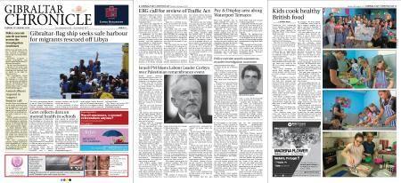 Gibraltar Chronicle – 14 August 2018