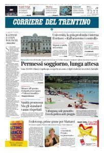 Corriere del Trentino - 3 Luglio 2018