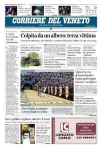 Corriere del Veneto Padova e Rovigo – 01 novembre 2018
