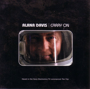 Alana Davis - Carry On (US CD single) (2003) {Columbia} **[RE-UP]**