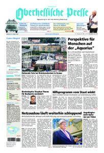 Oberhessische Presse Hinterland - 15. August 2018