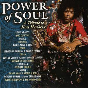 VA - Power Of Soul: A Tribute To Jimi Hendrix (2004) [Re-Up]