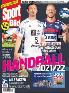 Sport Bild Sonderheft – 31. August 2021