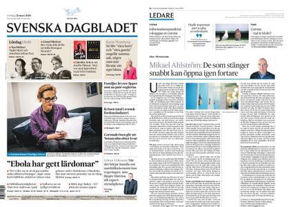 Svenska Dagbladet – 21 mars 2020