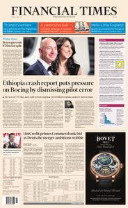 Financial Times Europe – 05 April 2019