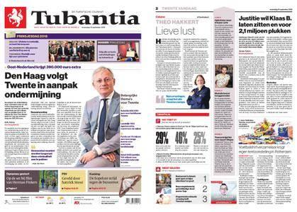 Tubantia - Enschede – 19 september 2018