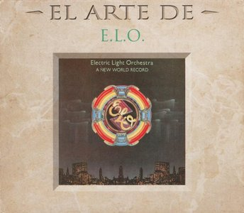 Electric Light Orchestra - A New World Record (1976) [1991, EU Reissue for Spain Market]