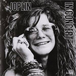 Janis Joplin - Joplin In Concert (1972) [Re-Up]