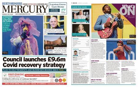 Hertfordshire Mercury – July 29, 2021