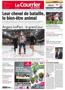 Le Courrier de l'Ouest Angers – 14 septembre 2019