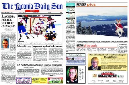 The Laconia Daily Sun – December 14, 2018