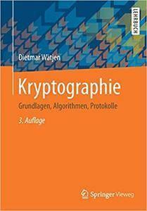 Kryptographie: Grundlagen, Algorithmen, Protokolle (repost)