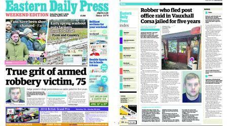 Eastern Daily Press – April 07, 2018