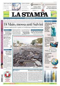 La Stampa Torino Provincia e Canavese - 7 Aprile 2018