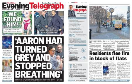Evening Telegraph First Edition – January 31, 2019