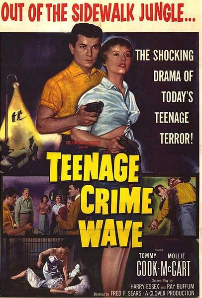 Teen-Age Crime Wave (1955)