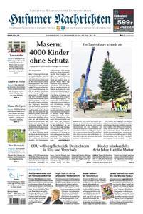 Husumer Nachrichten - 14. November 2019