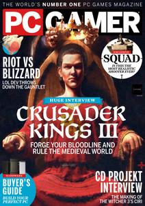 PC Gamer UK - Xmas 2019