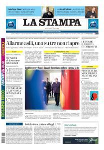 La Stampa Torino Provincia e Canavese - 27 Maggio 2020