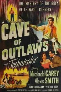 Cave of Outlaws (1951)