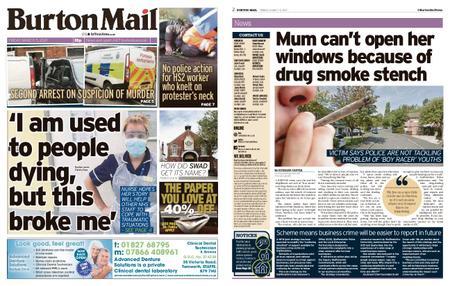 Burton Mail – March 05, 2021