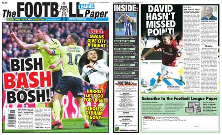 The Football League Paper – March 17, 2019