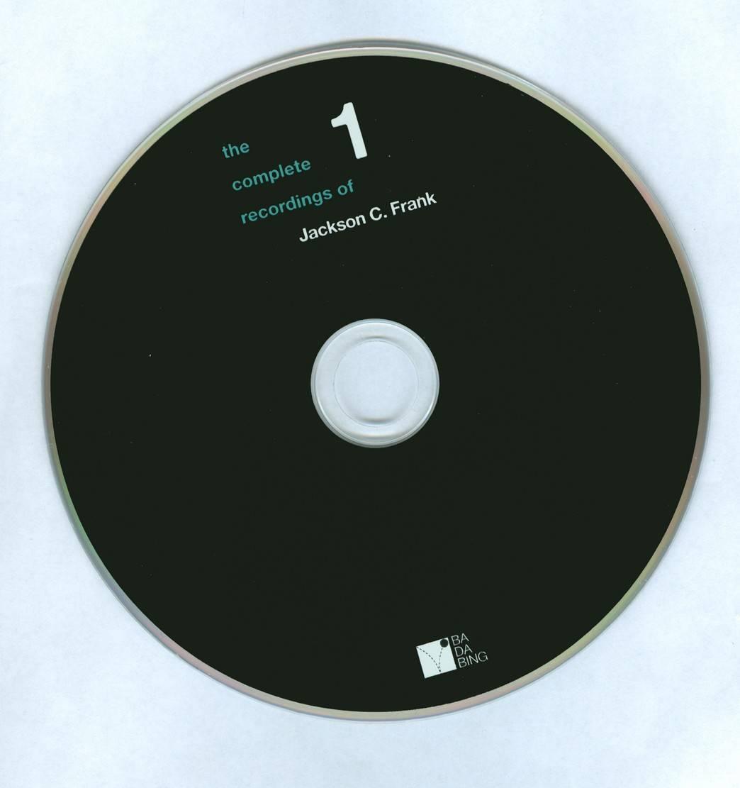 Jackson C. Frank - The Complete Recordings (2014) {3 CD Set Ba Da Bing - BING 105 rec 1957-1997}