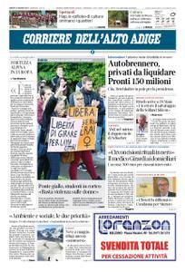 Corriere dell'Alto Adige – 18 maggio 2019