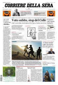Corriere della Sera - 1 Maggio 2018