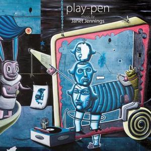 Christina Wilson, Liam Wooding, Luca Manghi & Ben Hoadley - Play-Pen (2019)